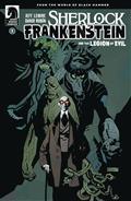 Sherlock Frankenstein & Legion of Evil #1 (of 4) Var Mignola