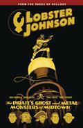Lobster Johnson TP Vol 05 Pirates Ghost