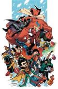 Very DC Universe Rebirth Christmas TP *Special Discount*