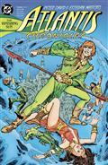 Aquaman The Atlantis Chronicles Dlx Ed HC *Special Discount*