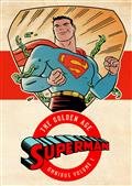 Superman The Golden Age Omnibus HC Vol 01 *Special Discount*