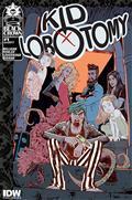 Kid Lobotomy #1 Cvr A Fowler *Special Discount* (Black Crown Comics)