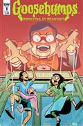 Goosebumps Monsters At Midnight #1 (of 3) Cvr A Fenoglio *Special Discount*