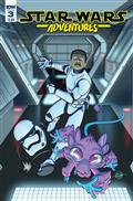 Star Wars Adventures #3 Cvr A Jones