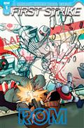 Rom First Strike #1 Cvr B Panda