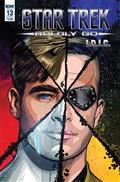 Star Trek Boldly Go #13 Cvr A Shasteen *Special Discount*