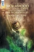 Wormwood Goes To Washington #2 (of 3) Cvr B Templesmith