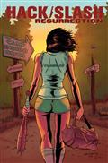 Hack Slash Resurrection #1 Cvr A Seeley (MR) *Special Discount*