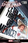 Amazing Spider-Man #789 Leg *Special Discount*