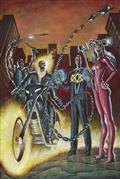 Spirits of Vengeance #1 (of 5) Texeira Var Leg