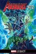 Avengers #672 Leg *Special Discount*