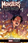 Monsters Unleashed #7 Leg *Special Discount*