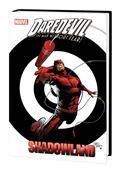Daredevil Shadowland Omnibus HC Tan Dm Var *Special Discount*