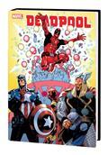 Deadpool By Daniel Way Omnibus HC Vol 01 *Special Discount*