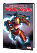Invincible Iron Man By Bendis HC *Special Discount*