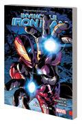 Invincible Iron Man TP Vol 03 Civil War II *Special Discount*