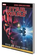 Star Wars Legends Epic Collection TP Vol 02 Rise Sith *Special Discount*