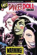 Danger Doll Squad #1 Cvr F Winston Young Risque (MR)