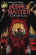 Puppet Master Curtain Call #1 Cover D Mangum Kill (MR)