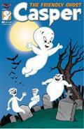 Casper The Friendly Ghost #1 Classic Galvan Cvr