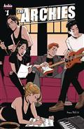 Archies #1 Cvr D Pitilli