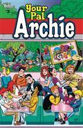 ALL-NEW-CLASSIC-ARCHIE-YOUR-PAL-ARCHIE-3-CVR-B-MCCLAINE