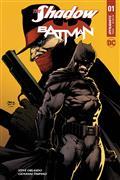 Shadow Batman #1 Cvr A Finch *Special Discount*