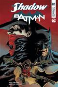 Shadow Batman #1 Cvr H Timpano Exc Subscription Var