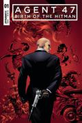 Agent 47 Birth of Hitman #1 Cvr B Lau