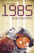 1985 Black Hole Repo #1 Cvr B Bivens (C: 0-0-1)