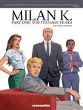 Milan K The Teenage Years GN (C: 0-0-1)
