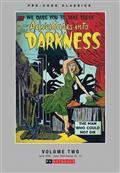 Pre Code Classics Adventures Into Darkness HC Vol 02 (C: 0-1