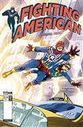 Fighting American #1 Cvr D Mighten (MR)