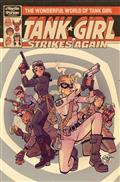 Wonderful World of Tank Girl #1 Cvr A Parson (MR) *Special Discount*