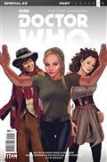 Doctor Who Lost Dimension Special #2 Cvr A Klebs Jr