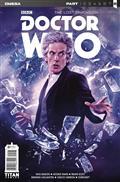 Doctor Who Lost Dimension Omega #1 Cvr B Photo