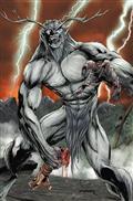 Monster Hunters Surv Guide Cs Files Wendigo #1 Cvr B Mychael