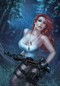 Monster Hunters Surv Guide Cs Files Wendigo #1 Cvr C