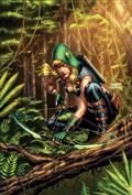 Robyn Hood The Hunt #4 Cvr A Vitorino