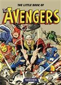 Little Book of Avengers Flexicover (C: 0-1-0)