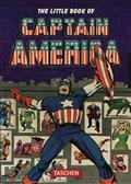 Little Book of Captain America Flexicover (C: 0-1-0)