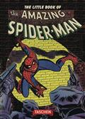 Little Book of Spider-Man Flexicover (C: 0-1-0)