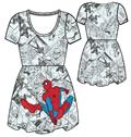 Marvel Spidey Action Toss Dress Lg (C: 1-1-2)