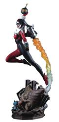 DC-SUPER-POWERS-COLL-HARLEY-QUINN-19IN-MAQUETTE-(Net)-(C-1-