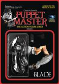 Puppetmaster Action Figure Series Blade AF (MR) (C: 1-1-2)