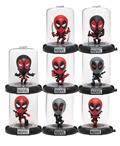 Marvel Deadpool Domez Ser 1 Figures 24Pc Bmb Ds (C: 1-1-2)