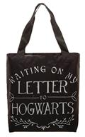 Harry Potter Letter To Hogwarts Packable Tote (C: 1-1-2)