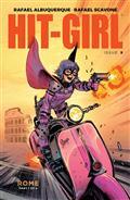 Hit-Girl #9 Cvr A Albuquerque (MR)
