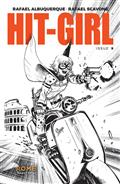 Hit-Girl #9 Cvr B Albuquerque (MR)