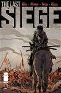 Last Siege #5 (of 8) Cvr A Greenwood
